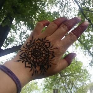 Henna by Nicole - Henna Tattoo Artist in Winnipeg, Manitoba