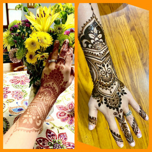 Henna Hands by Nida - Henna Tattoo Artist in Kansas City, Kansas