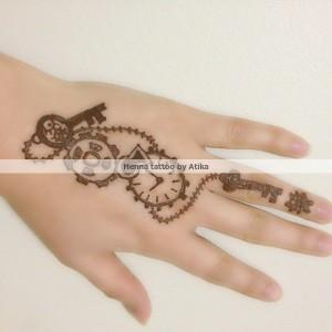 Henna tattoo by atika - Henna Tattoo Artist in Chilliwack, British Columbia