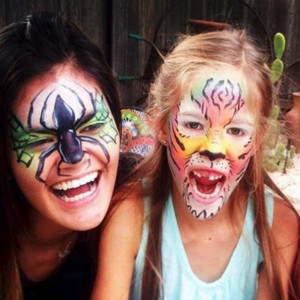 HennaBabes Face Painting & Henna - Face Painter in Sacramento, California