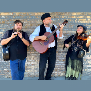 The Crossjacks - Acoustic Band / Celtic Music in Knoxville, Tennessee