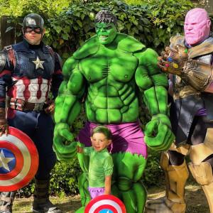 Hero Alliance - Children's Party Entertainment in Fresno, California