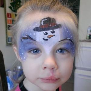 Herz Face Painting - Face Painter in Phoenix, Arizona