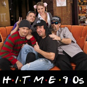 Hit Me 90s - Tribute To 90s Pop - 1990s Era Entertainment in Los Angeles, California