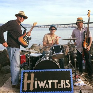 Hiwatters - Surfer Band / Beach Music in San Francisco, California