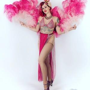 Holly Dai Burlesque Performance Entertainer - Burlesque Entertainment in Portland, Oregon