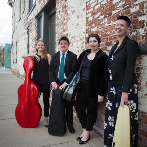 Homes Quartet - String Quartet in Detroit, Michigan