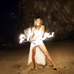 Hoop Lush - Fire Dancer / Fire Eater in Los Angeles, California