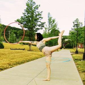 Hoop Revival Sideshow - Hoop Dancer in Corning, New York