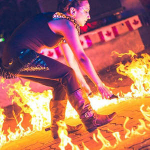 HoopNixx Entertainment - Fire Dancer in Grande Prairie, Alberta