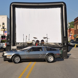 EventSys Audio Visual - Outdoor Movie Screens / Drone Photographer in South Bend, Indiana