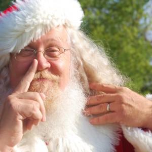 Hoosier Santa - Santa Claus in Sheridan, Indiana