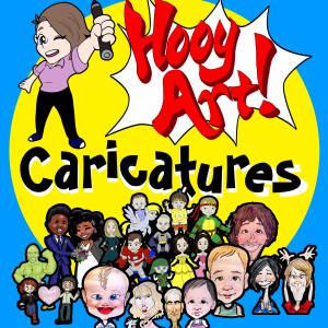HooyArt - Caricaturist in Berlin, New Jersey