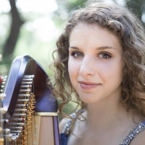 Hope Cowan, harpist - Harpist / Celtic Music in Katy, Texas