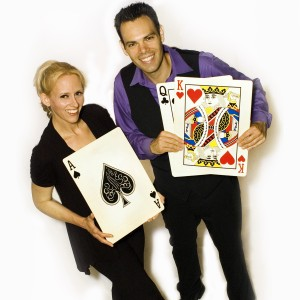 The Magic of Cliff Hopkins & Kelly - Magician in Erie, Pennsylvania