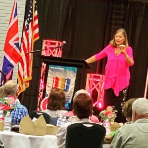 MK Mueller, Author and Keynote Speaker - Motivational Speaker in Sarasota, Florida