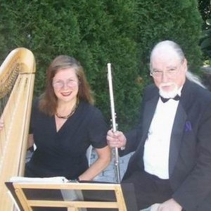 Hudson Heights Duo - Harp and Flute - Classical Duo in New York City, New York