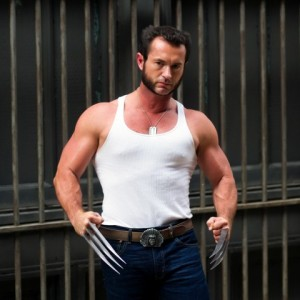 Hugh Jackman/ Wolverine Look alike - Impersonator in Chicago, Illinois