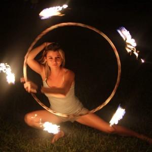 Hula Hoop Goddess - Fire Performer / Fire Dancer in Gainesville, Florida