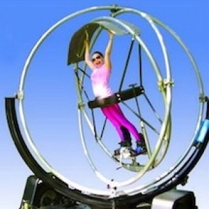 The Gyrotron Experience - Human Gyroscope - Carnival Rides Company in Long Island, New York