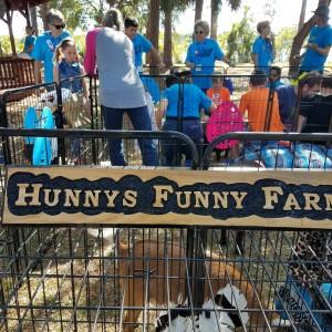 Hunny's Funny Farm - Petting Zoo / Family Entertainment in Vero Beach, Florida