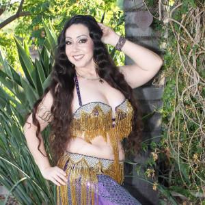 Hypnotizing Hips - Belly Dancer in Poway, California