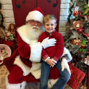 I am Santa Claus - Santa Claus in Nashville, Tennessee