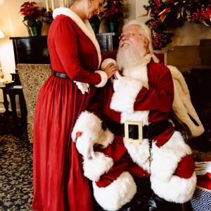 Santa Teddy - Santa Claus in Austin, Texas