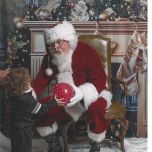 Santa Pat - Santa Claus / Holiday Entertainment in Stockton, California