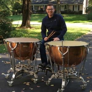 Matt Grady - Percussionist in Boise, Idaho