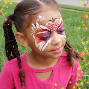 Ilana'z Glitterbugz - Face Painter in Wilmington, Delaware