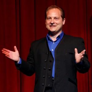 Illusionist David Garrity - Illusionist / Corporate Magician in Hartford, Connecticut