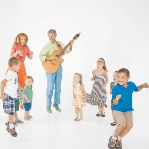 Janet Marie & m'Archibald - Children's Music in Detroit, Michigan