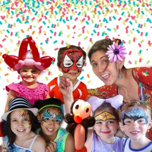 Imagination Jubilation! - Face Painter in Knoxville, Tennessee