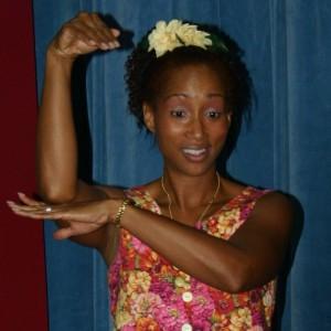 Ina Buckner-Barnette, The Sunshine Storyteller - Storyteller in Los Angeles, California