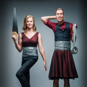 Brent and Sarah's Comedy Magic Show - Comedy Magician in Toronto, Ontario