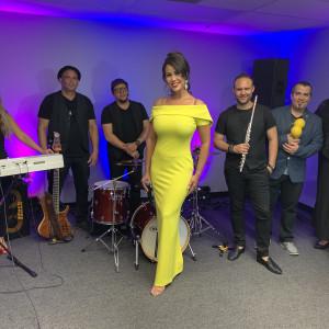 Indira Live Band - Salsa Band in Miramar, Florida
