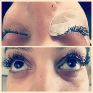 Individual Eyelash Extentions - Makeup Artist in Huntingdon Valley, Pennsylvania