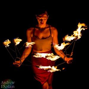 Inferna - Fire Performer / Circus Entertainment in Virginia Beach, Virginia