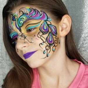 Beauty by Candice Ennis - Body Painter / Face Painter in Honolulu, Hawaii