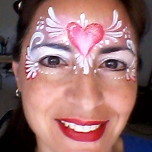 International Face and Body Art - Face Painter in Hollywood, Florida