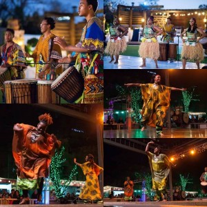 Intuitive African Dance And Drum Culture