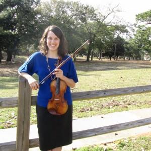 Isaiah 61:10 - Violinist / Classical Duo in Pensacola, Florida