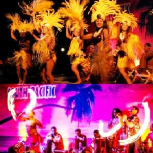 Island Breeze Entertainment - Polynesian Entertainment / Steel Drum Player in Hayward, California