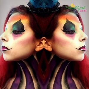Island Girl Face Art - Face Painter in New York City, New York