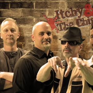 Itchy & The Chiggers - Classic Rock Band in Greenville, South Carolina