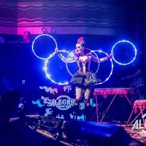J-Hoop - Circus Entertainment in Philadelphia, Pennsylvania