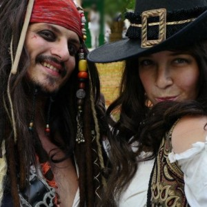 Jack Sparrow Impersonator - Pirate Entertainment / Johnny Depp Impersonator in Newport News, Virginia