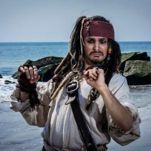 Jack Sparrow & Johnny Depp Impersonator - Johnny Depp Impersonator in New York City, New York