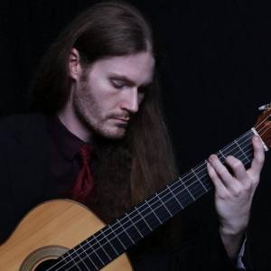 Jacob Johnson, Classical Guitarist